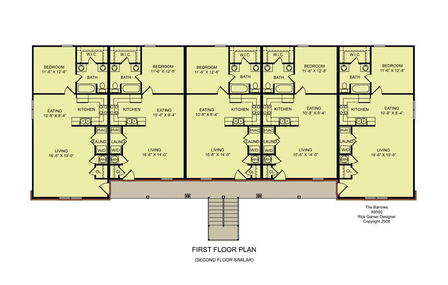 8 Apartment Building Plans   Interior Design Ideas